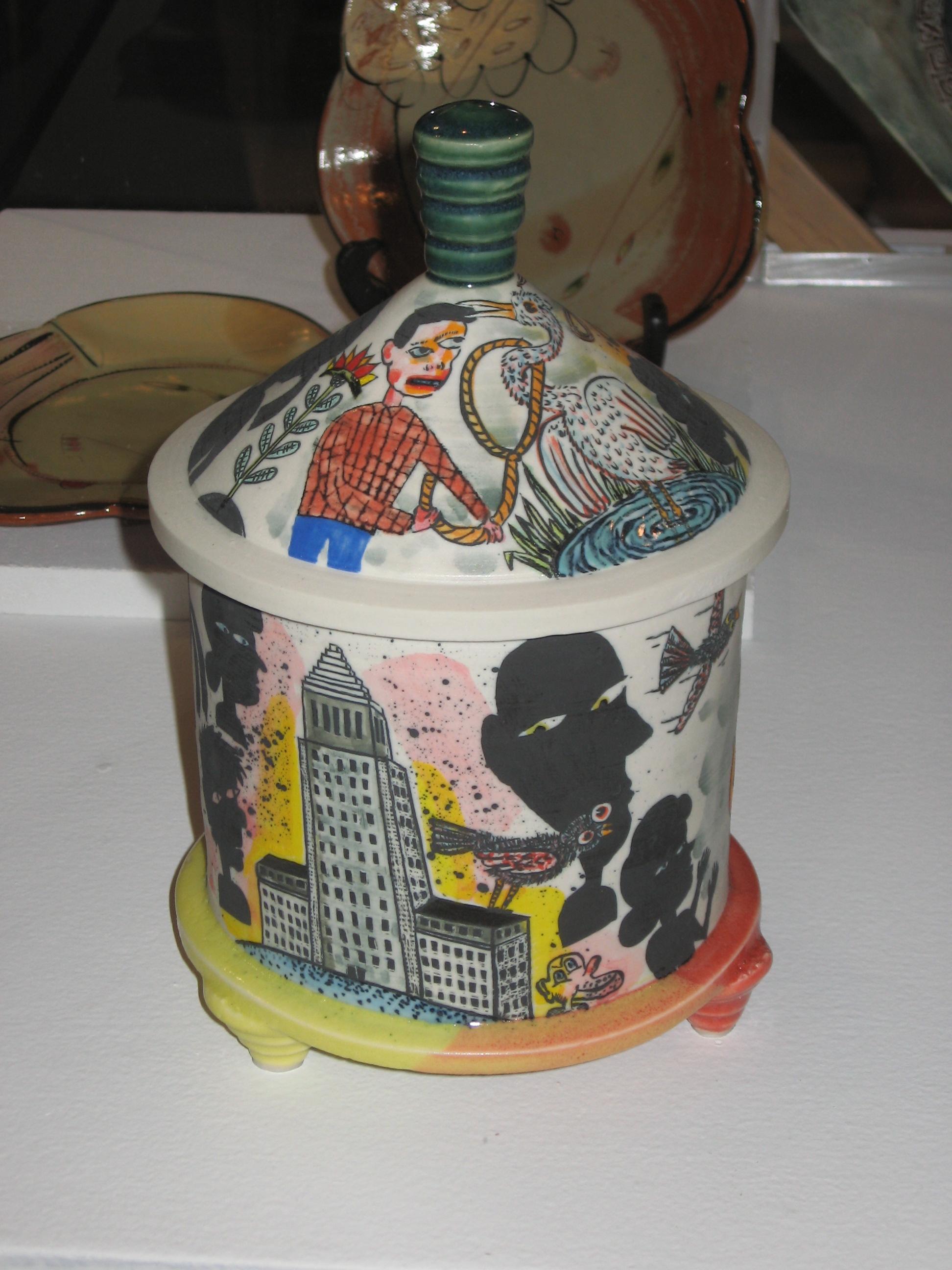 Bernadette Curran Alazan Ceramics